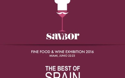 Bioterraneo en SAVBOR Fine Food and Whine Exhibition