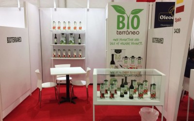 Participación de Bioterraneo en la Winter Fancy Food Show 2017 en San Francisco.