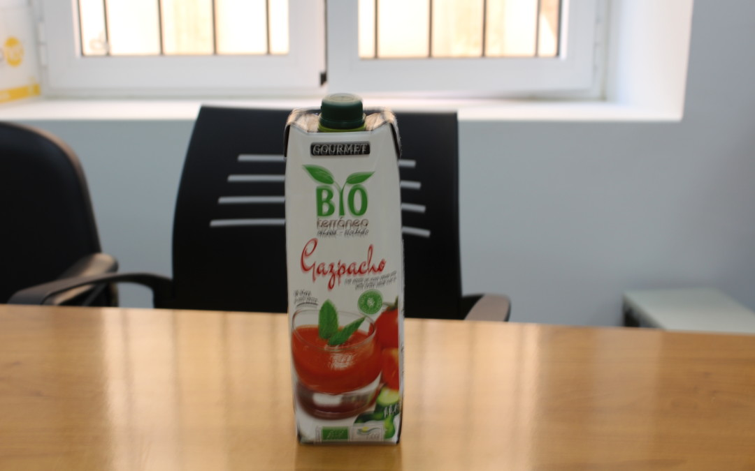 Bioterráneo aborda el mercado americano y presenta su nuevo packaging para Estados Unidos
