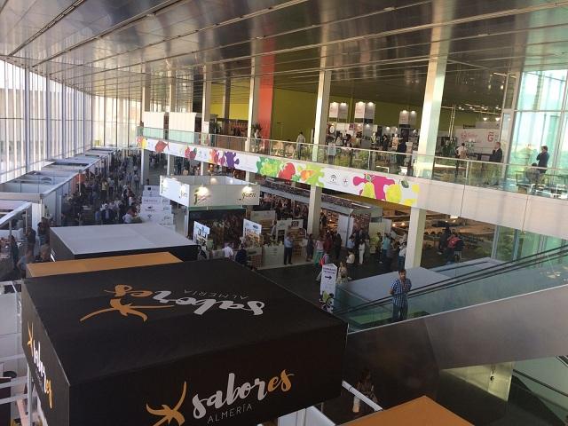 Bioterráneo deja 'Andalucia Sabor' con contactos comerciales de todo el mundo y cientos de visitas en su stand