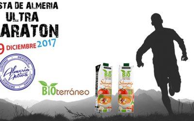 Bioterráneo, colaborador oficial de la III Ultramaratón 'Costa de Almería'