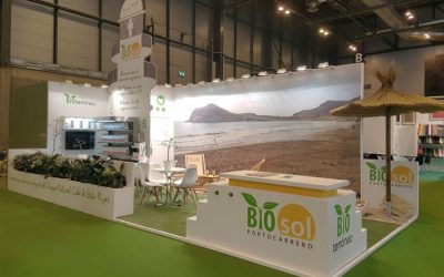 Bioterráneo y Bio Sol Portocarrero in Fruit Attraction 2018