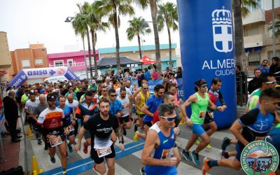 Success of the III Edition of the Flamenco Running Cabo de Gata sponsored by Bio Sol Portocarrero and Bioterraneo