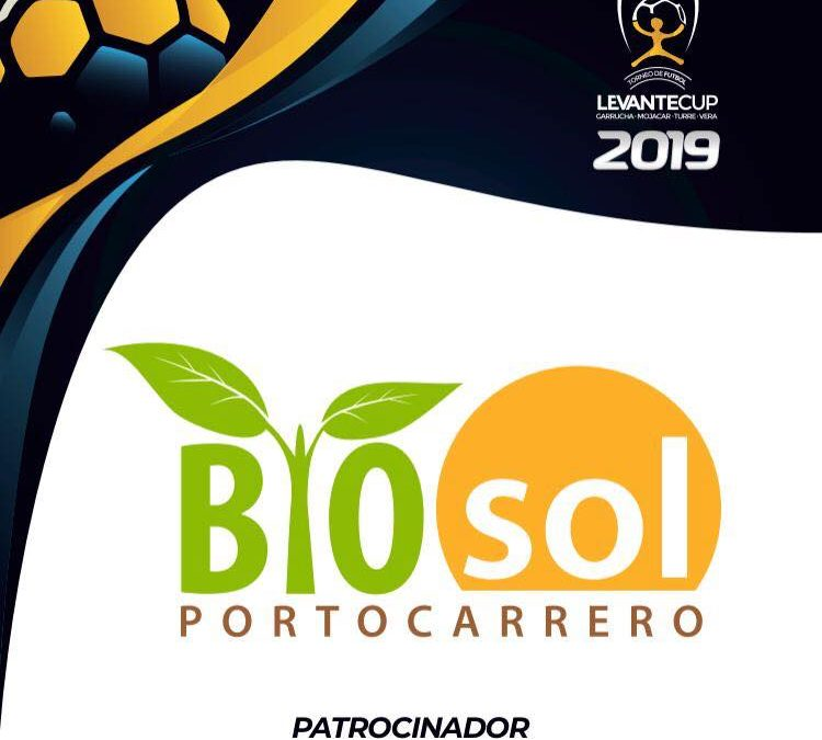BIOSOL PORTOCARRERO official Sponsor of the Levante Cup