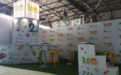 Bioterráneo at Infoagro Exhibition 2019