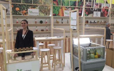 BIOTERRÁNEO AT ORGANIC FOOD IBERIA
