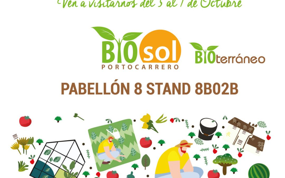 Bioterraneo en Fruit Attraction 21